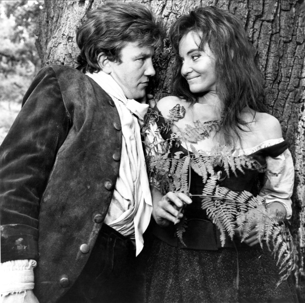 albert finney & diane cilento - tom jones 1963