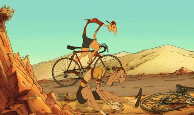 bicicletas de bellevile