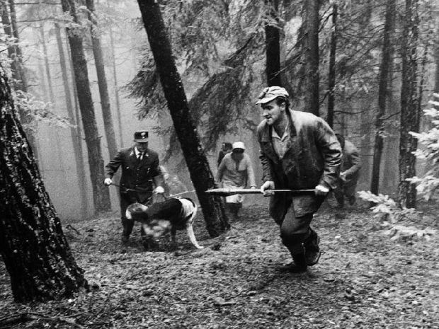 cenas de caça na baixa baviera