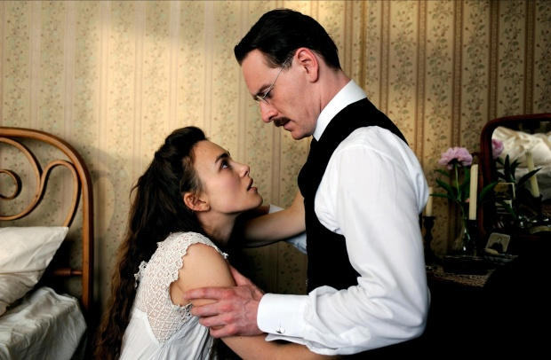 2011, A DANGEROUS METHOD