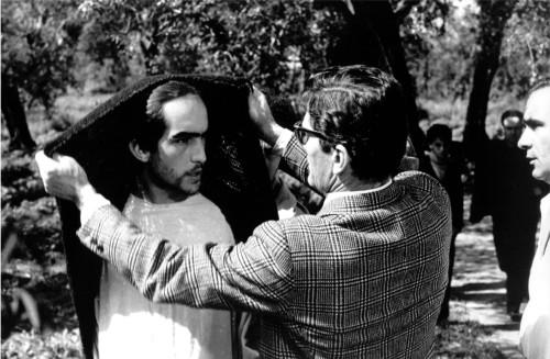 Resultado de imagem para imagens de cristo no filme de pasolini, o evangelho segundo são mateus