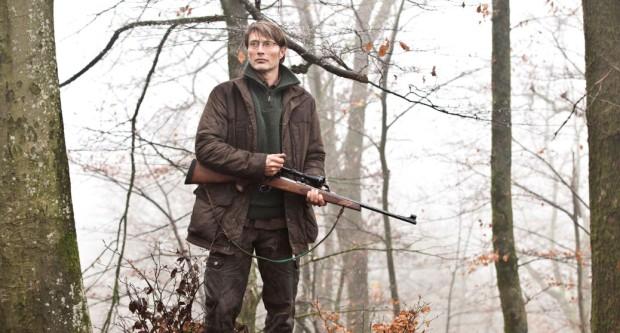 a caça