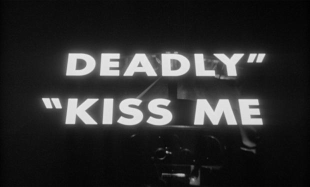 a morte num beijo
