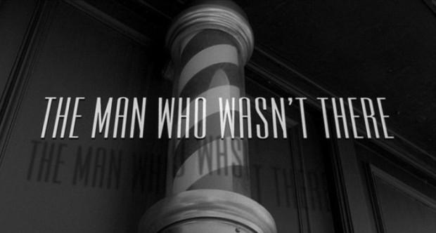 o homem que não estava lá