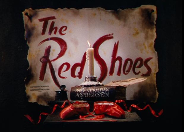 sapatinhos vermelhos