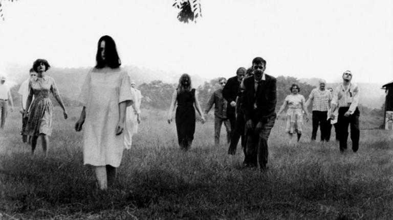 a noite dos mortos vivos